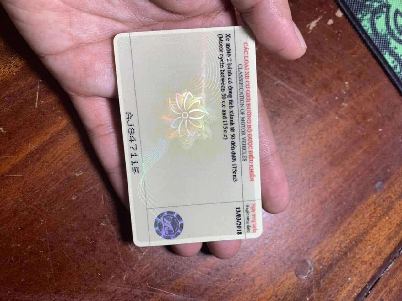 Dịch vụ làm bằng lái xe ô tô không cần thi uy tín