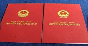 Làm sổ đỏ giả tại Hà Nội