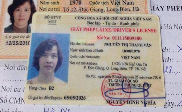 Khám phá chi tiết về dịch vụ làm bằng lái xe ô tô