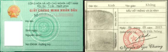 làm chứng minh thư nhanh tại Hà Nội