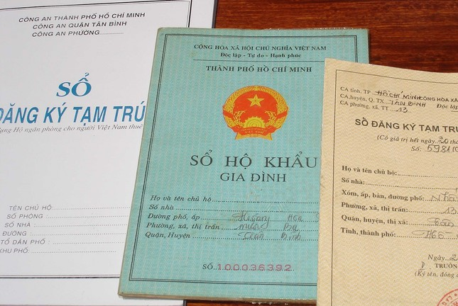 Địa chỉ nhận làm sổ hộ khẩu Hồ Chí Minh