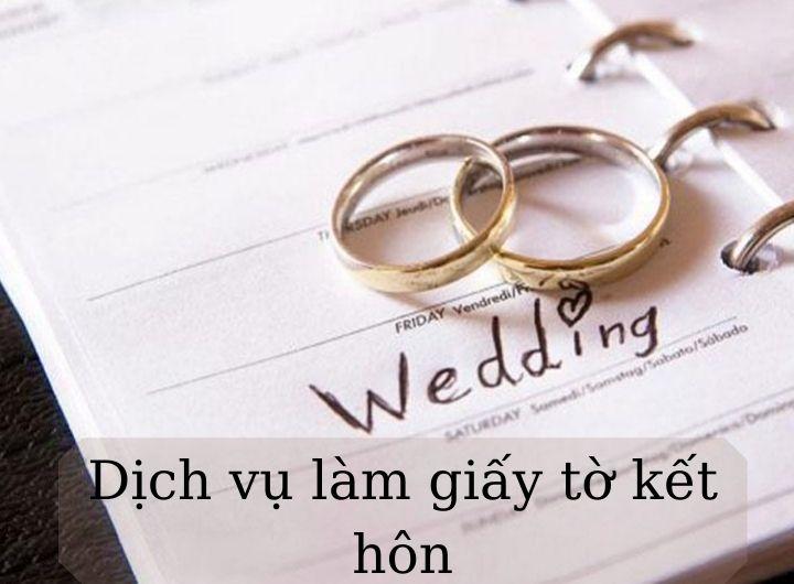 tạo giấy đăng ký kết hôn giả