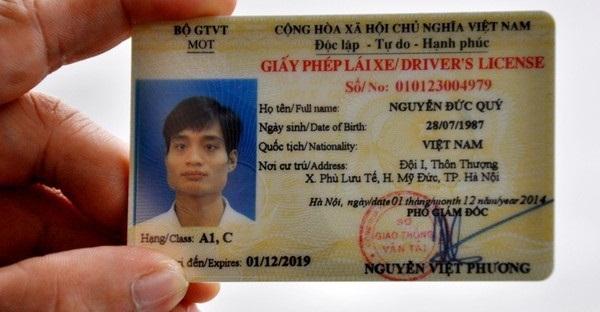 Dịch vụ nhận làm bằng lái xe máy ở Hà Nội nhanh chóng uy tín chất lượng