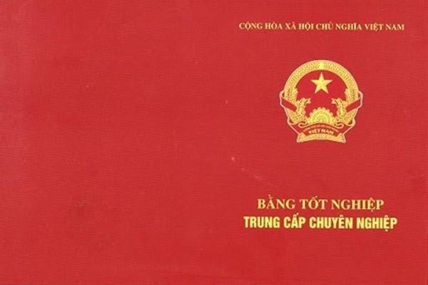 lam bang tot nghiep trung cap Địa chỉ mua bằng trung cấp nghề điện uy tín, lấy ngay chất lượng